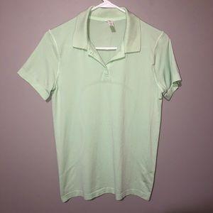 Lululemon Top Size 10 Green